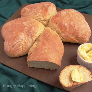If you're looking for a traditional recipe to make on St. Patrick's Day look no further! This Irish Soda Bread Shamrock Recipe is the perfect recipe because its so simple to make and so delicious to eat!