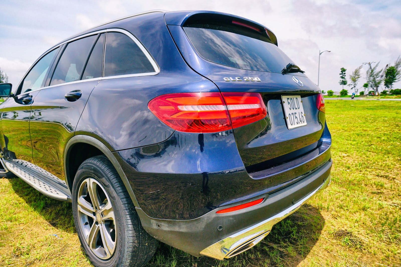 Mercedes Benz GLC 2016