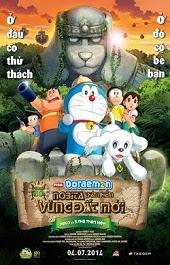 Đô Rê Mon: Nobita Thám Hiểm Vùng Đất Mới