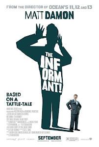 Người Chỉ Điểm - The Informant poster
