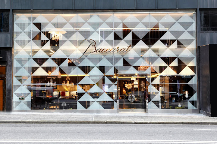 Baccarat Has Unveiled Their Newest Flagship Store In New York City Ahead Of The Iconic Brand S Upcoming 250th Anniversary The Expansive 2 800 Square Foot