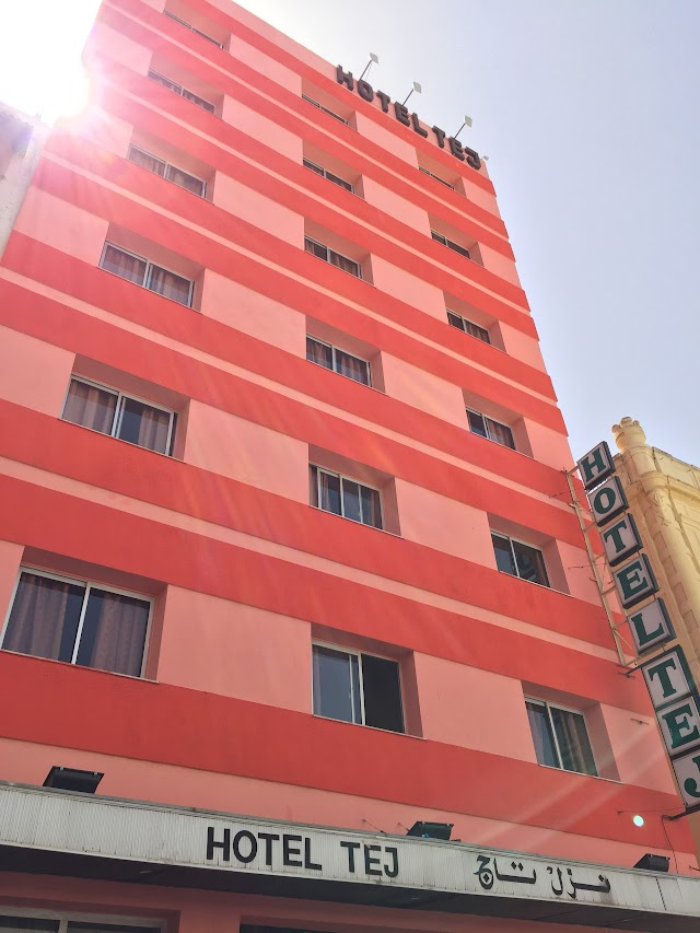 HOTEL TEJ TUNIS