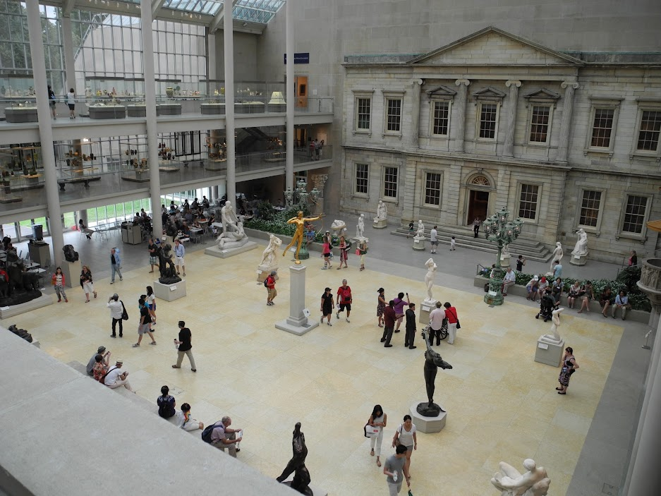 Gallery 700 - The Charles Engelhard Court - New American Wing