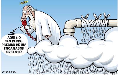 S. Pedro precisa de um canalizador
