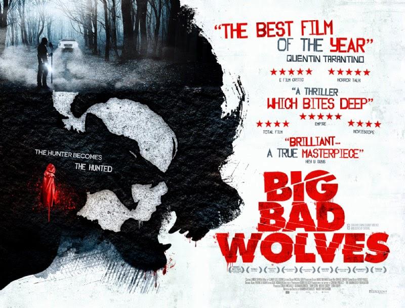 Στο στόμα των λύκων (Big Bad Wolves) Wallpaper