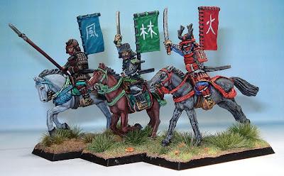 [liens] Armées samourai d' autres joueurs - Page 3 Caballeriad1