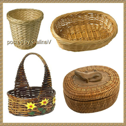 Baskets Clipart