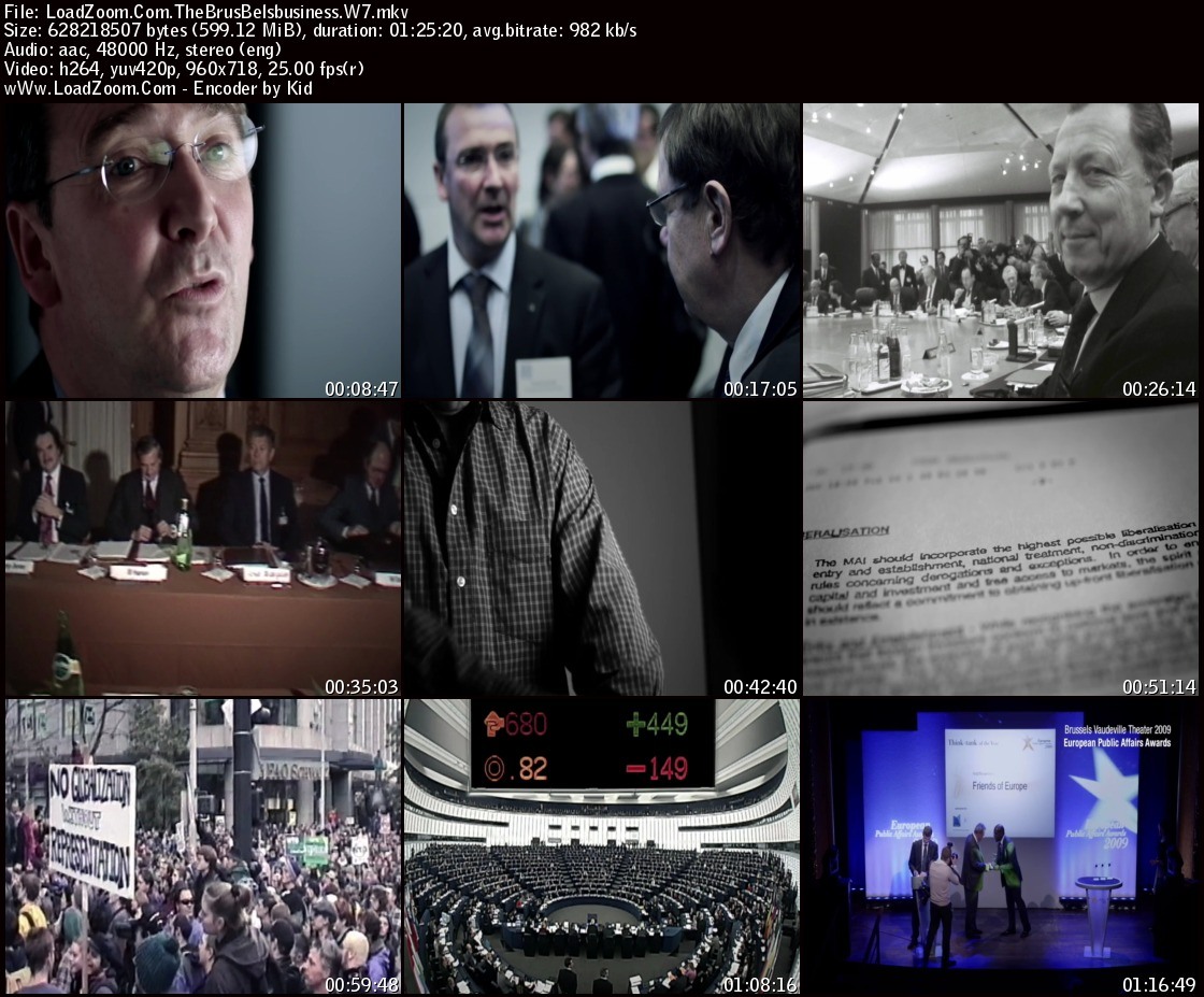 Watch The Brussels Business   Online Free   CartoonHD