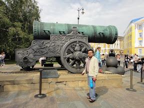 Canon Inside Kremlin