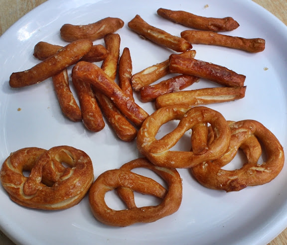 Hard Pretzels Recipe