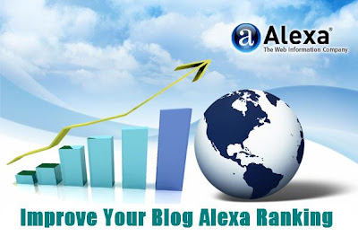 Improve Blog Alexa Ranking