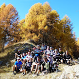 Bike - Ride-Kreuzjöchl Tour 21.10.12