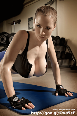 Sport girl hot The 60