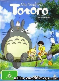Hàng Xóm Của Tôi Là Totoro - Tonari no Totoro