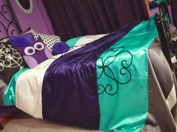 Almofada decorativa para quarto