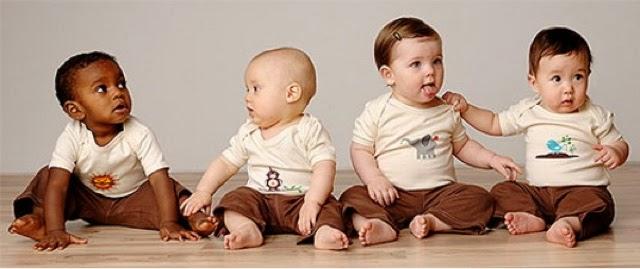 cara pilih pakaian bayi