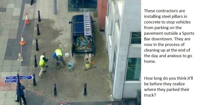Contractors Fail