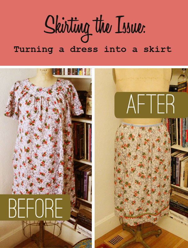Dressmaking, How to Dressmaking, Dressmaking Tips, Recycle, Offer A Service