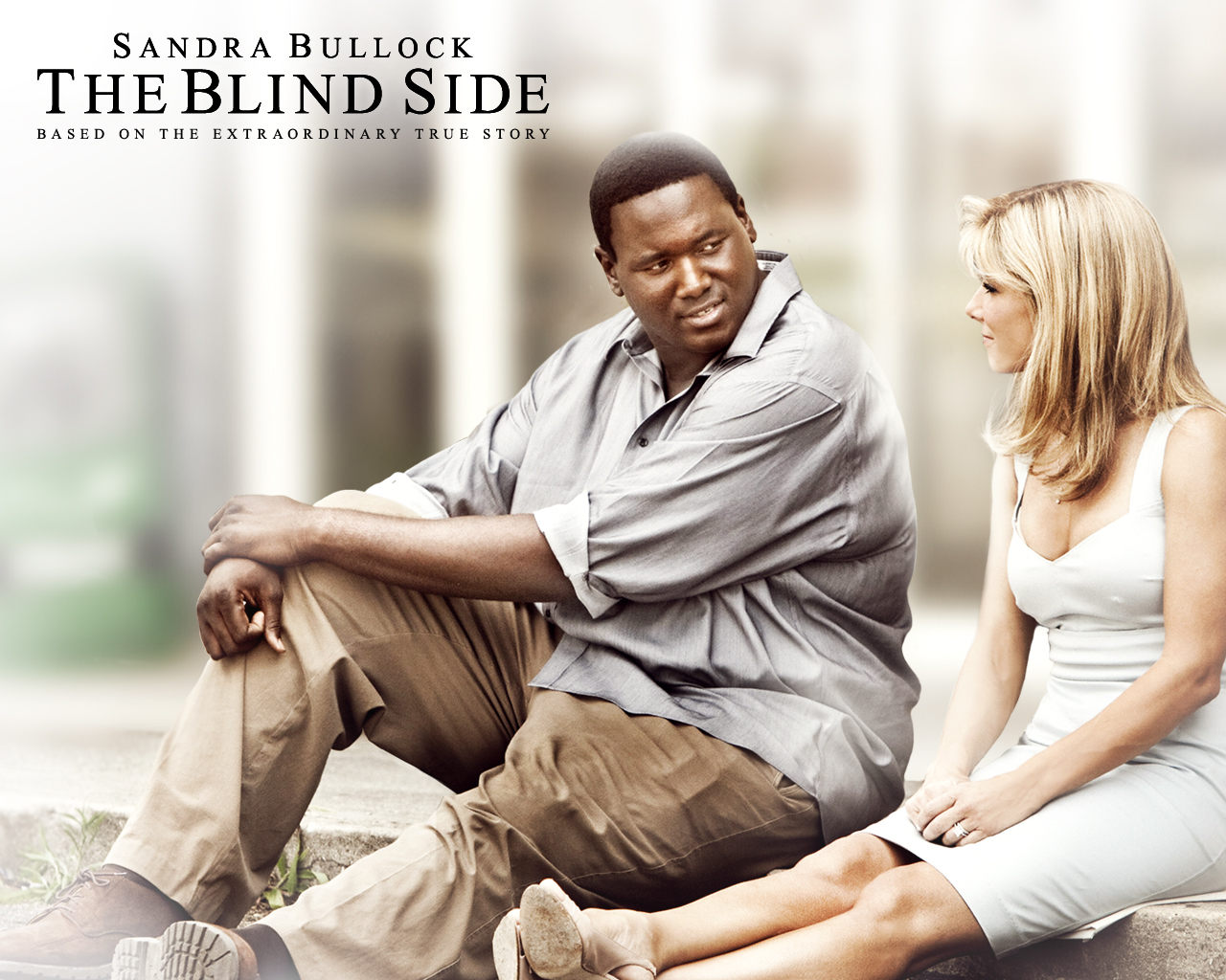 women in sports week the blind side the most insulting movie  movie poster for the blind side