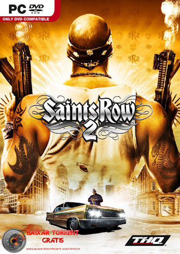 Saints Row 2 PC Torrent Download