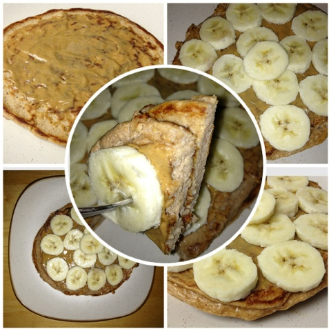 Candy S Clean Cooking Cinnamon Chocolate Protein Pancakes