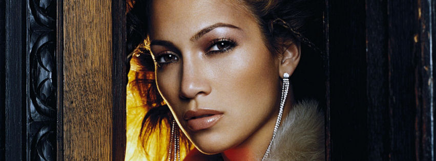 Jennifer Lopez facebook cover