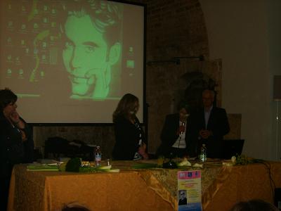 Seminario: Lucia Martino, Antonia Colamonico, Marilena Chimienti, Giovanni Ippolito