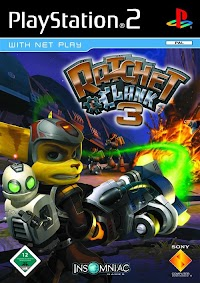 Jaquette de Ratchet & Clank 3 : Up Your Arsenal