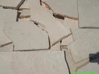 Bilećki kamen - mozaik štokovani