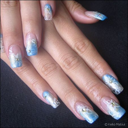 Entertainment Most Beautiful Nail Art