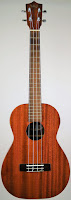 Koloa High Gloss Mahogany Acoustic Baritone