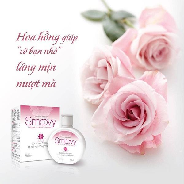 Dung dịch vệ sinh phụ nữ Smoovy