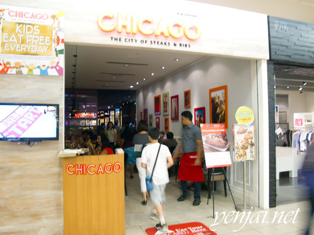 Chicago Rib House 1 Utama