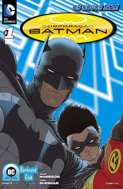 Corporação Batman (Os Novos 52)