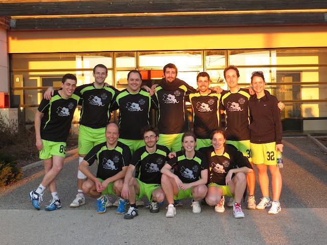 Equipe des T-R'AIX 2 2013
