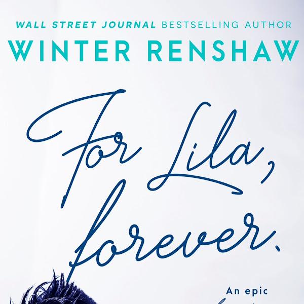 [Cover reveal] For Lila, forever de Winter Renshaw
