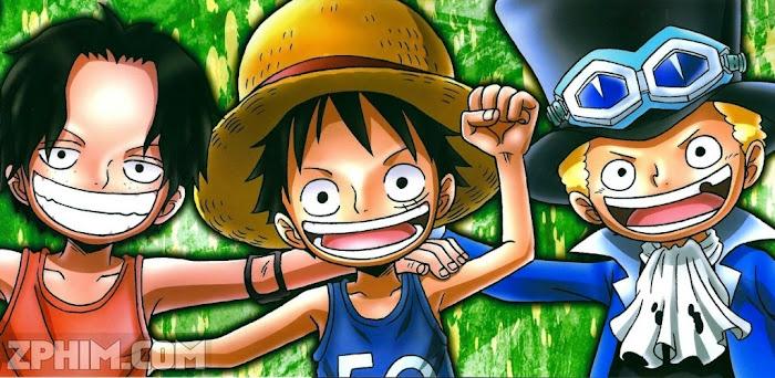 Ảnh trong phim Đảo Hải Tặc - One Piece 2