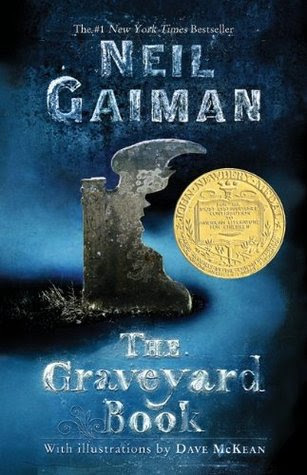 Kelly Reviews: The Graveyard Book by Neil Gaiman