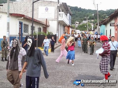 Inician las fiestas patronales de Chalatenango 2014