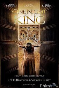 Một Đêm Với Nhà Vua - One Night With The King poster