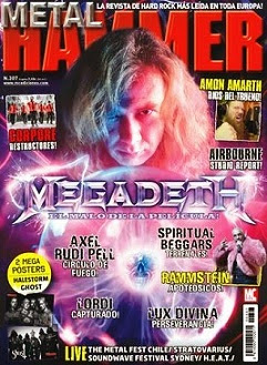 Metal Hammer – Junio 2013 [Pdf]