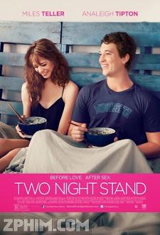 Tình Hai Đêm - Two Night Stand (2014) Poster