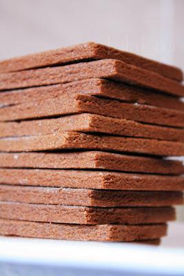 No chill, no spread chocolate sugar cookie recipe