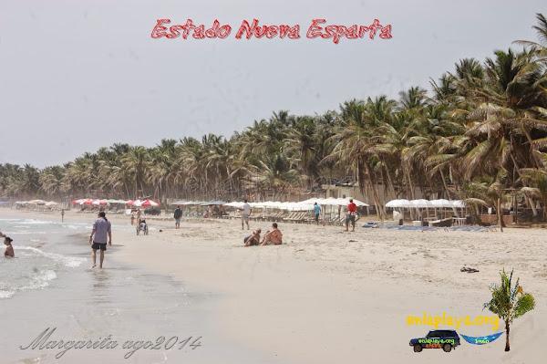 Playa El Agua NE035, estado Nueva Esparta, Antolin del Campo, Venezuela