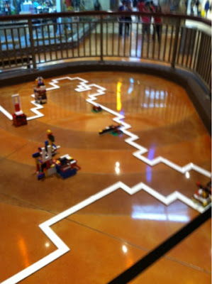 LEGO homeschool education, Charleston Naval Yard LEGO USA