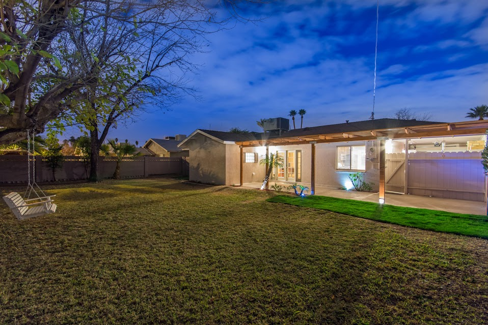Backyard photo of 3431 N 31st st: homes for sale in Phoenix Arizona 85016