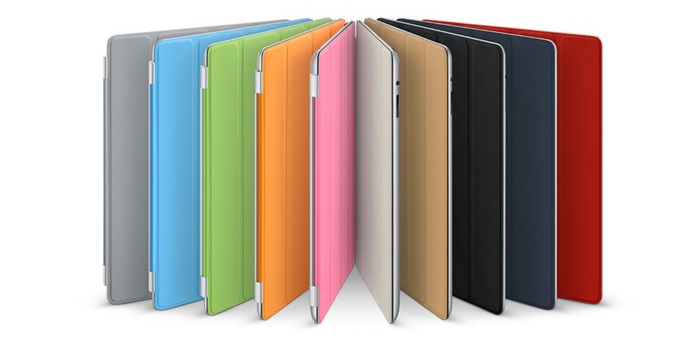 Post image for Apple Smart Case for Ipad