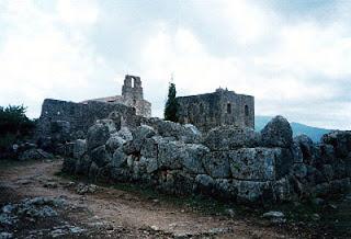 Νεκρομαντείο Αχέρων, Μεσοπόταμος,Νομός Πρεβέζης, Necromanteion,Greek temple of necromancy,mesopotamos,province Preveza