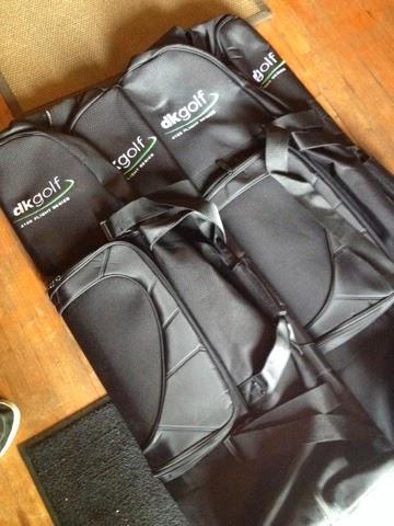 Dk Golf Bag Bmx Bike Travel