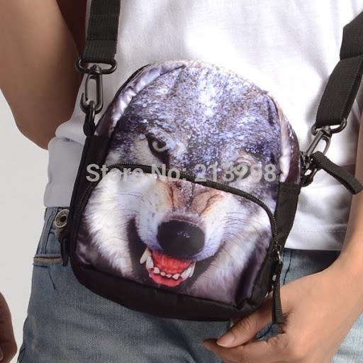 multifunctional waist pack/belt bag /shoulder bag Anima